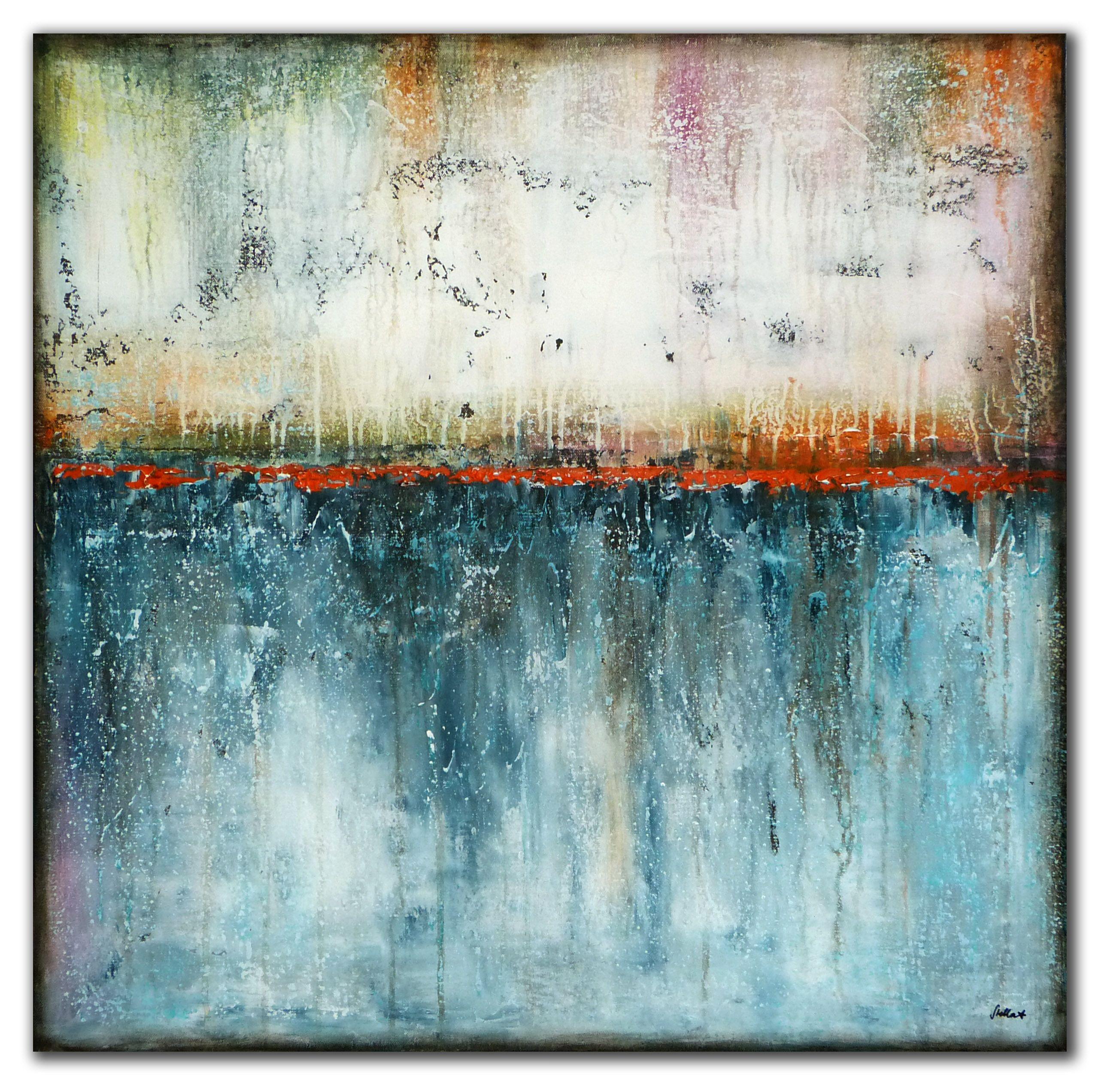 stella hettner greystone s world 60x60 cm abstrakte malerei kunst moderne künstler gemälde für wohnzimmer