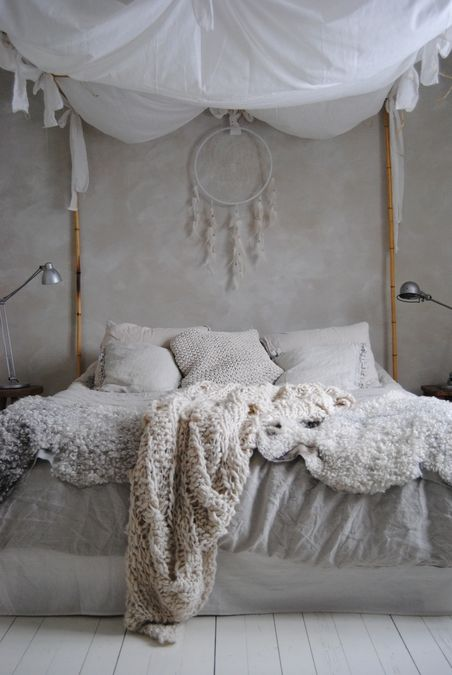 TELL ME MORE - DUVETCOVER - STONE WASHED LINEN - LIGHT GREY - 150 x 200 CM