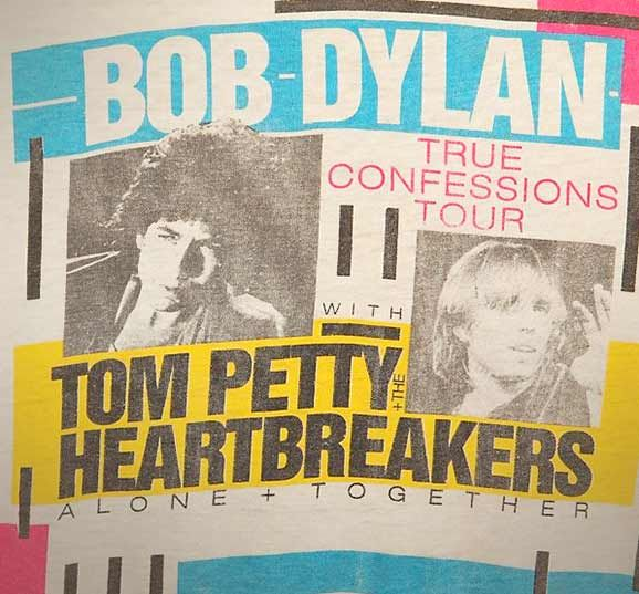 Bob Dylan + Tom Petty and The Heartbreakers