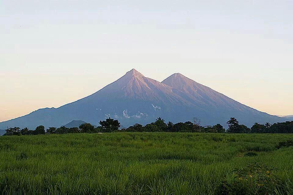 Volcanes, Guatemala Ciudad de guatemala, Guatemala, Ciudades