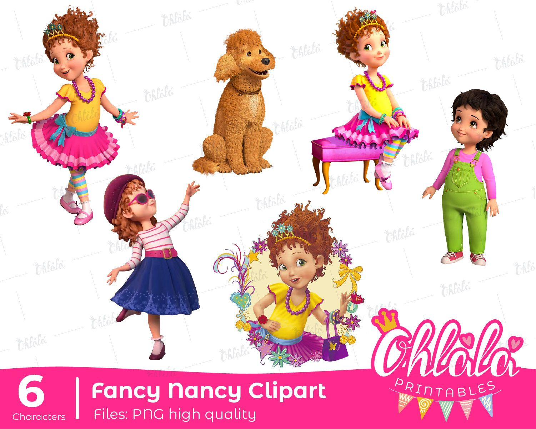 Pin On Fancy Nancy