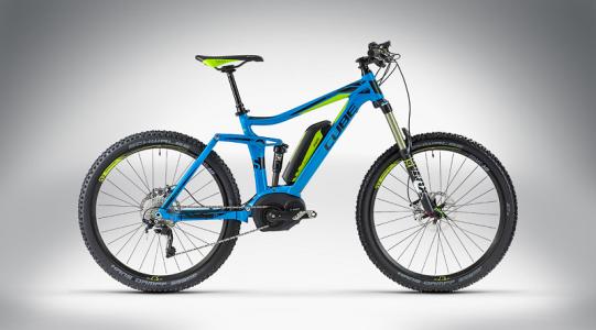 Mountain Bike Elettrica Cube Con Immagini Mountain Bike Mtb Bici