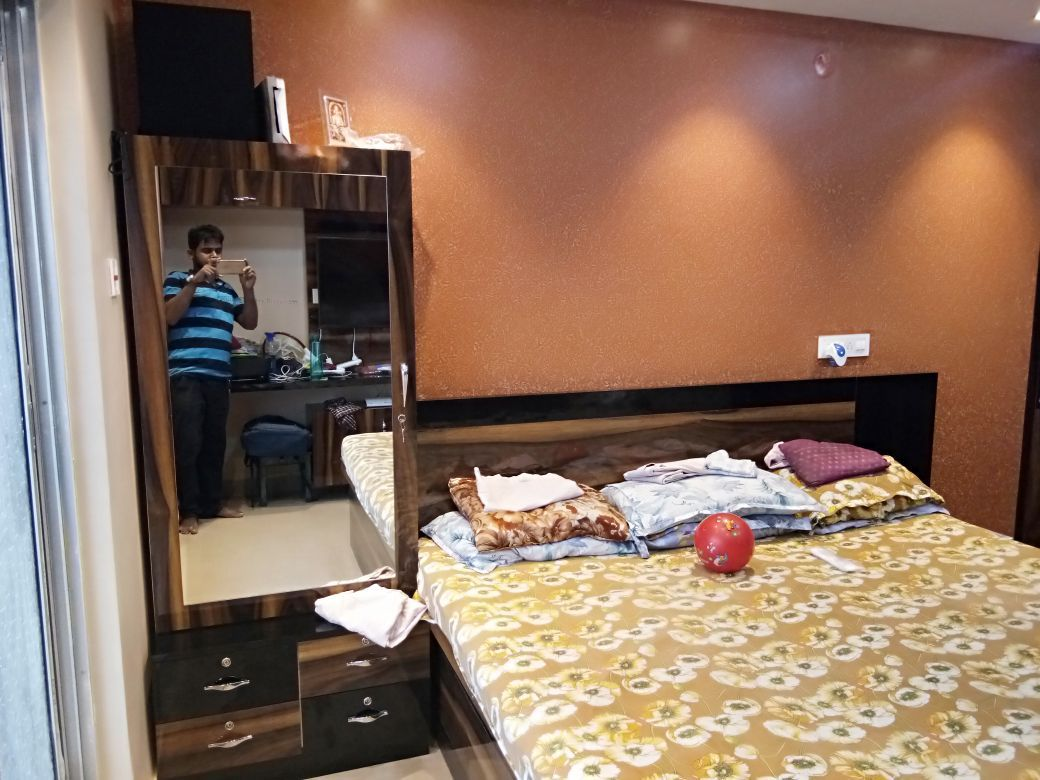 Our Exclusive Bedroom Interior Designing Work Describe Everything
