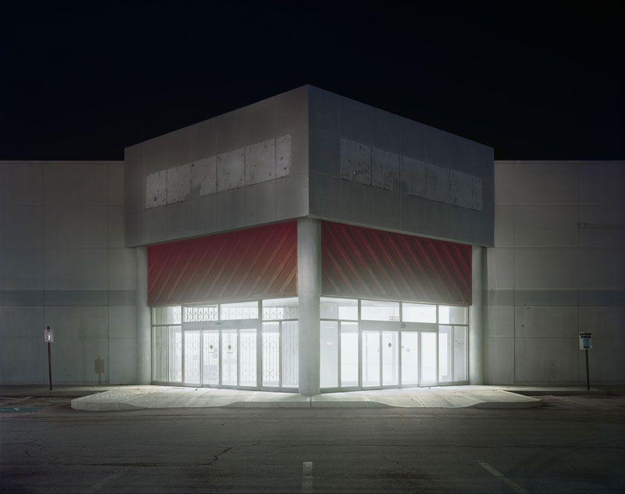 Pep Boys Abandoned Malls Architecture Walker Art Center