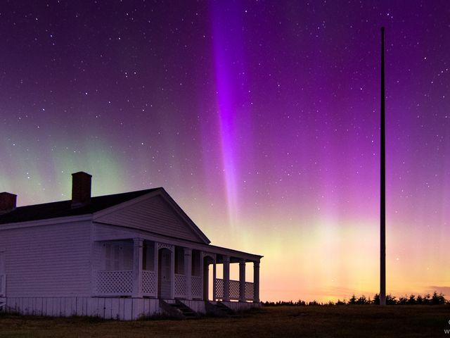 PHOTOS: Northern Lights over Western Washington