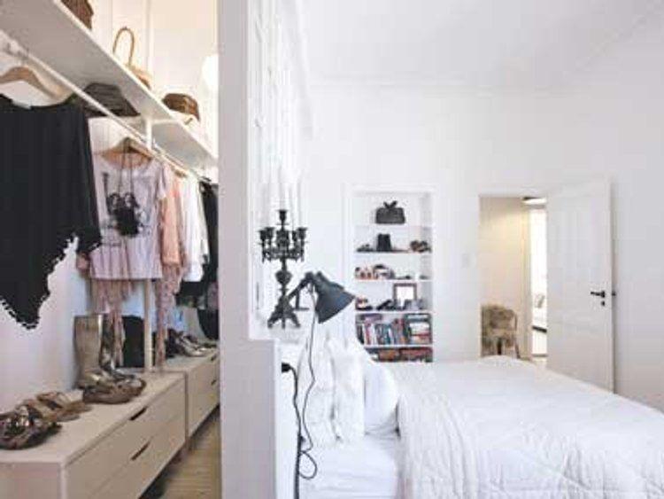 Deco Chambre 10 Dressing Futes Dans La Chambre Parentale Avec