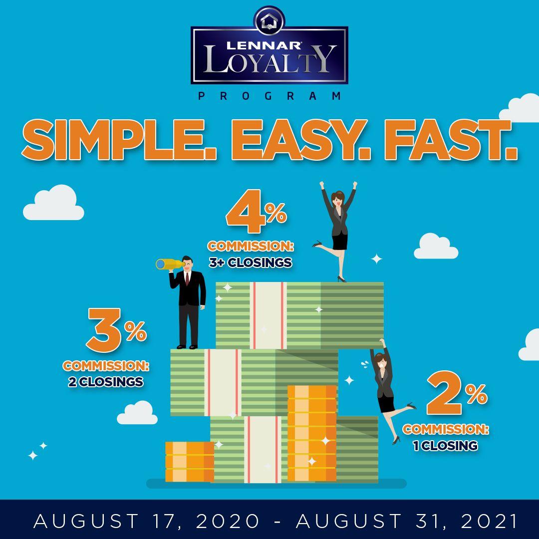 Lennar Loyalty Program in 2020 Lennar, Loyalty program