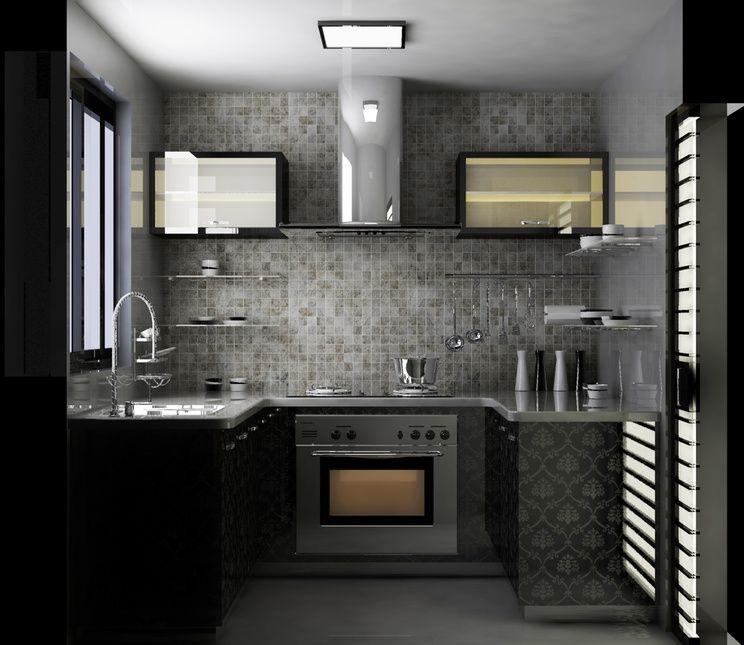 L\u0027avantage des teintes grises est le panel gigantesque de styles qu - meuble de cuisine gris anthracite