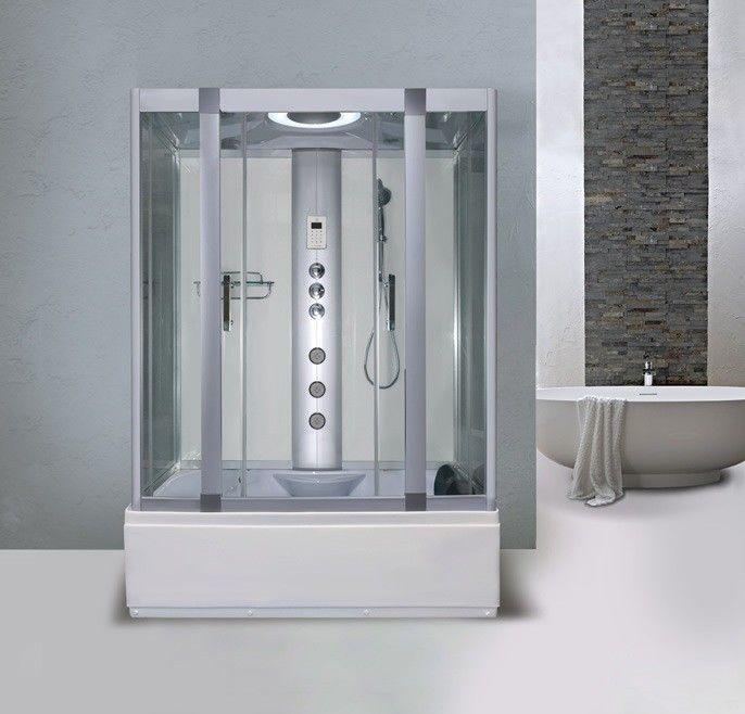 Model Of Alto W2 1500 x 900 Whirlpool Steam Shower Enclosure Model - Inspirational bathroom shower units Top Design