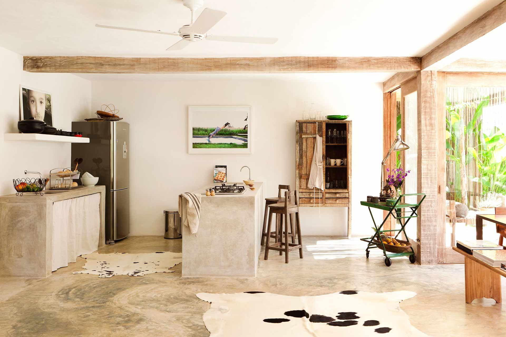Casa Lola Casas de praia rustica, Home, Casa de praia