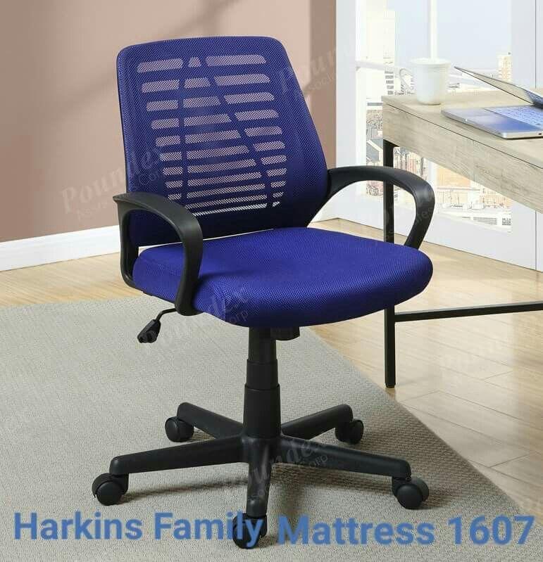 harkinsfamilymattress Adjustable office chair, Chair