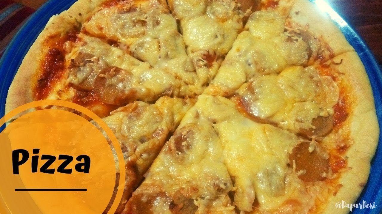 Resep Pizza Rumahan Sederhana Anti Gagal Resep Masakan Resep Pizza