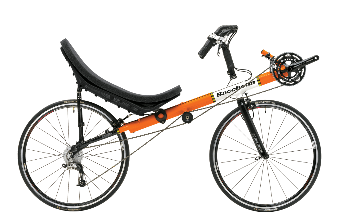 Bacchetta Corsa A70 Recumbent Bike
