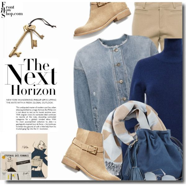 Sunday comfy-front row shop 7 by bynoor on Polyvore featuring moda, Loewe, Ray-Ban, Rifle Paper Co, Crate and Barrel, Front Row Shop, Trendy, polyvoreeditorial, styleguide and frontrowshop