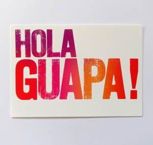 Hola Guapa To Yu Good Morning Quotes Y Words