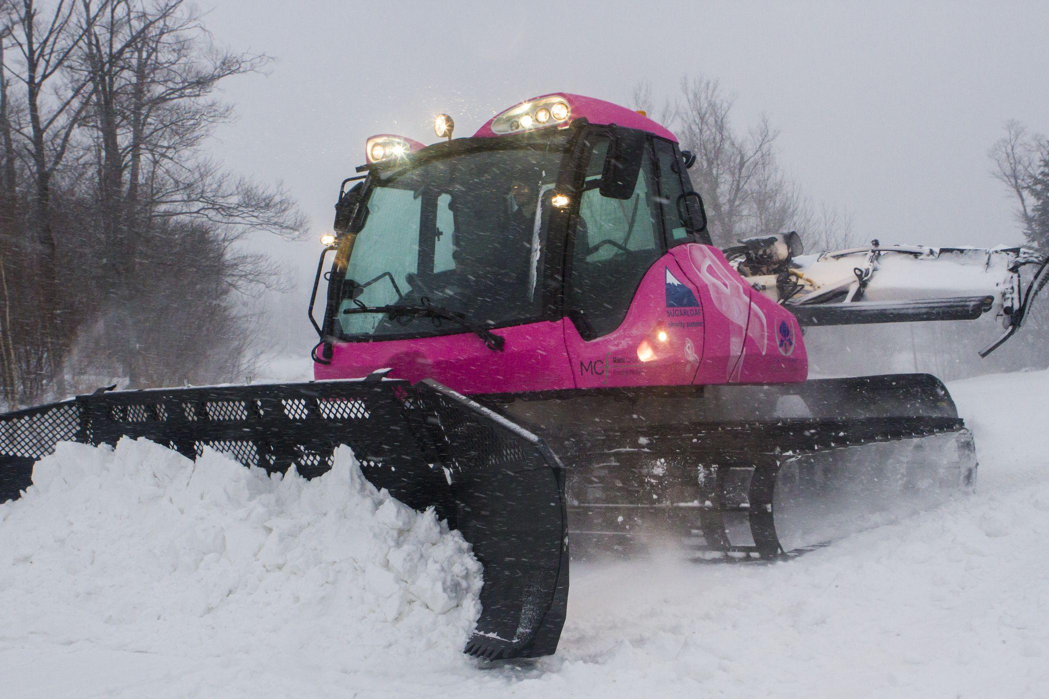 The 2014 Prinoth Bison-X snowcat.   Vehicles, Dream job, Gta 5