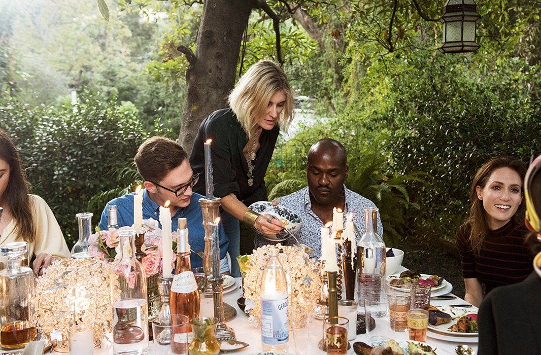 Winter Dinner Party Ideas Part - 38: Steal Winter Dinner-Party Ideas From This California-Cool Soiree U2013 One  Kings Lane