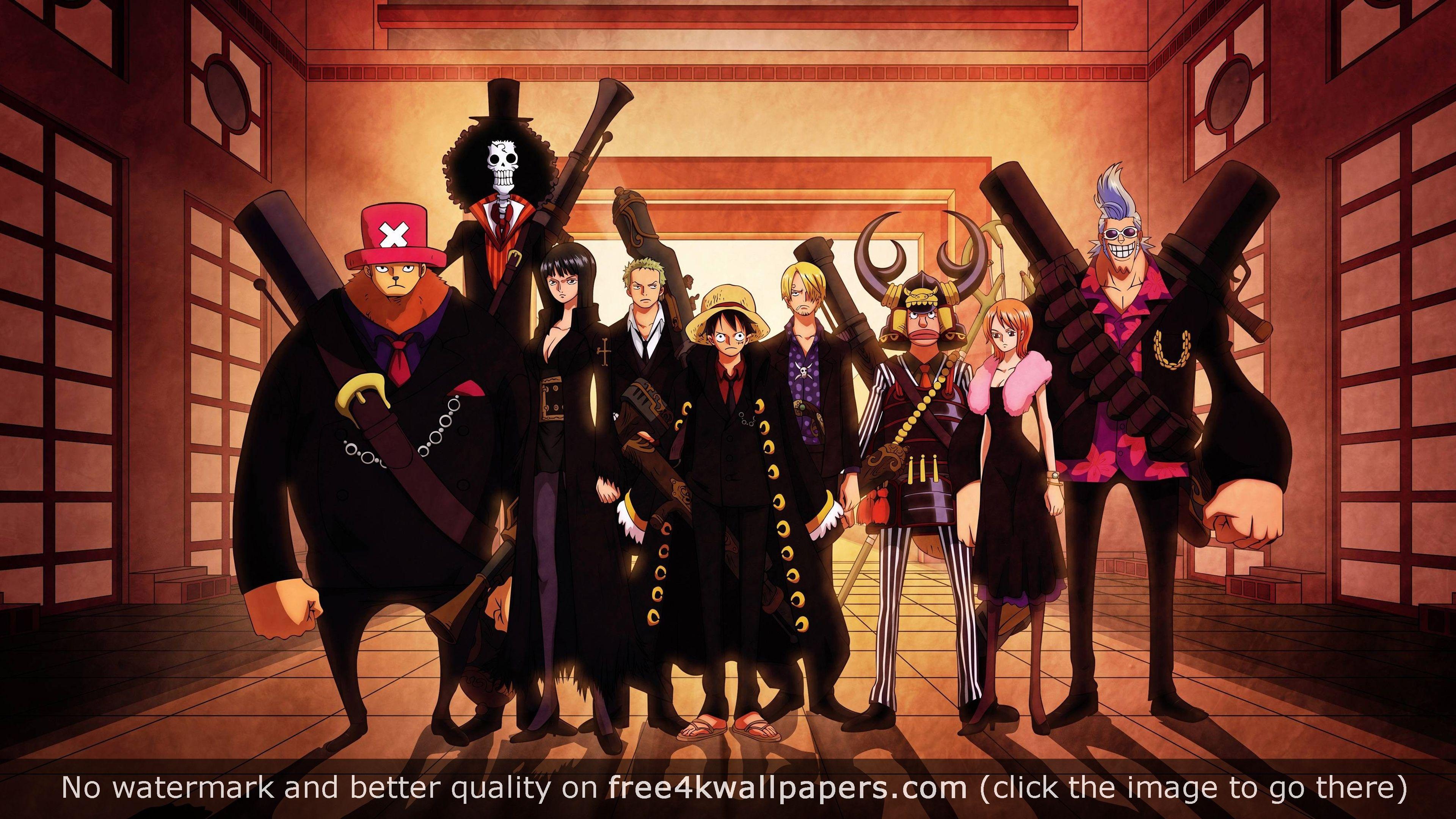 One Piece Anime 4k Wallpaper One Piece Anime One Piece New World One Piece Movies