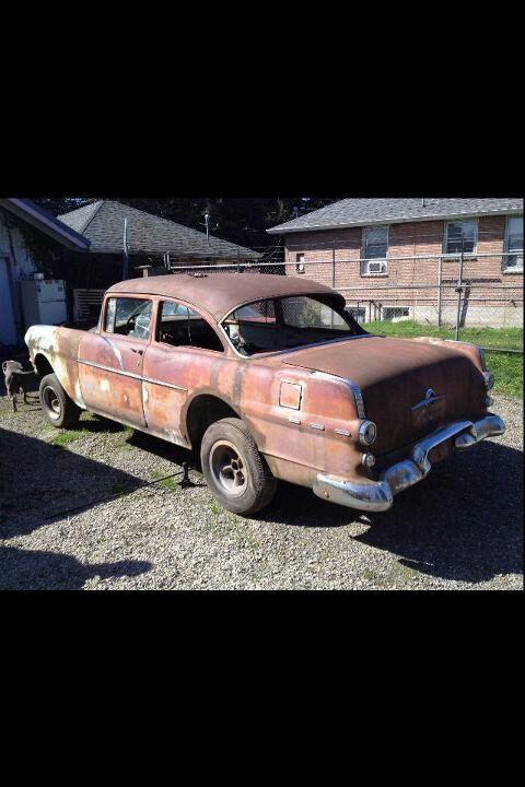 Old Pontiac drag car | RETIRED - FORGOTTEN OLD RACE CARS