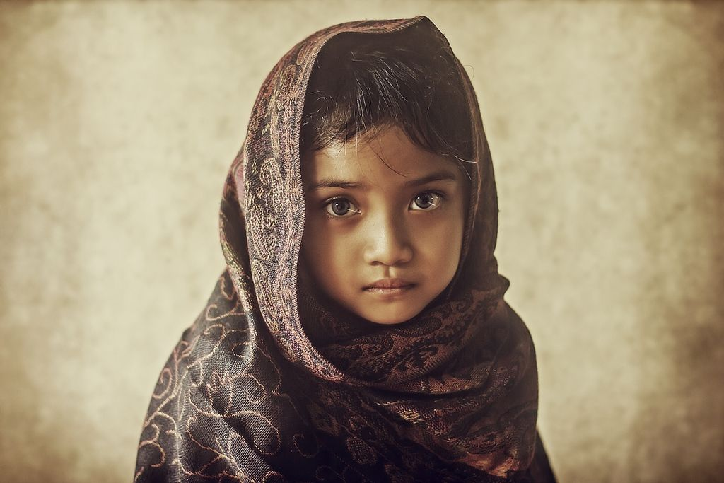 Innocence Face II by Dony Chrismanto