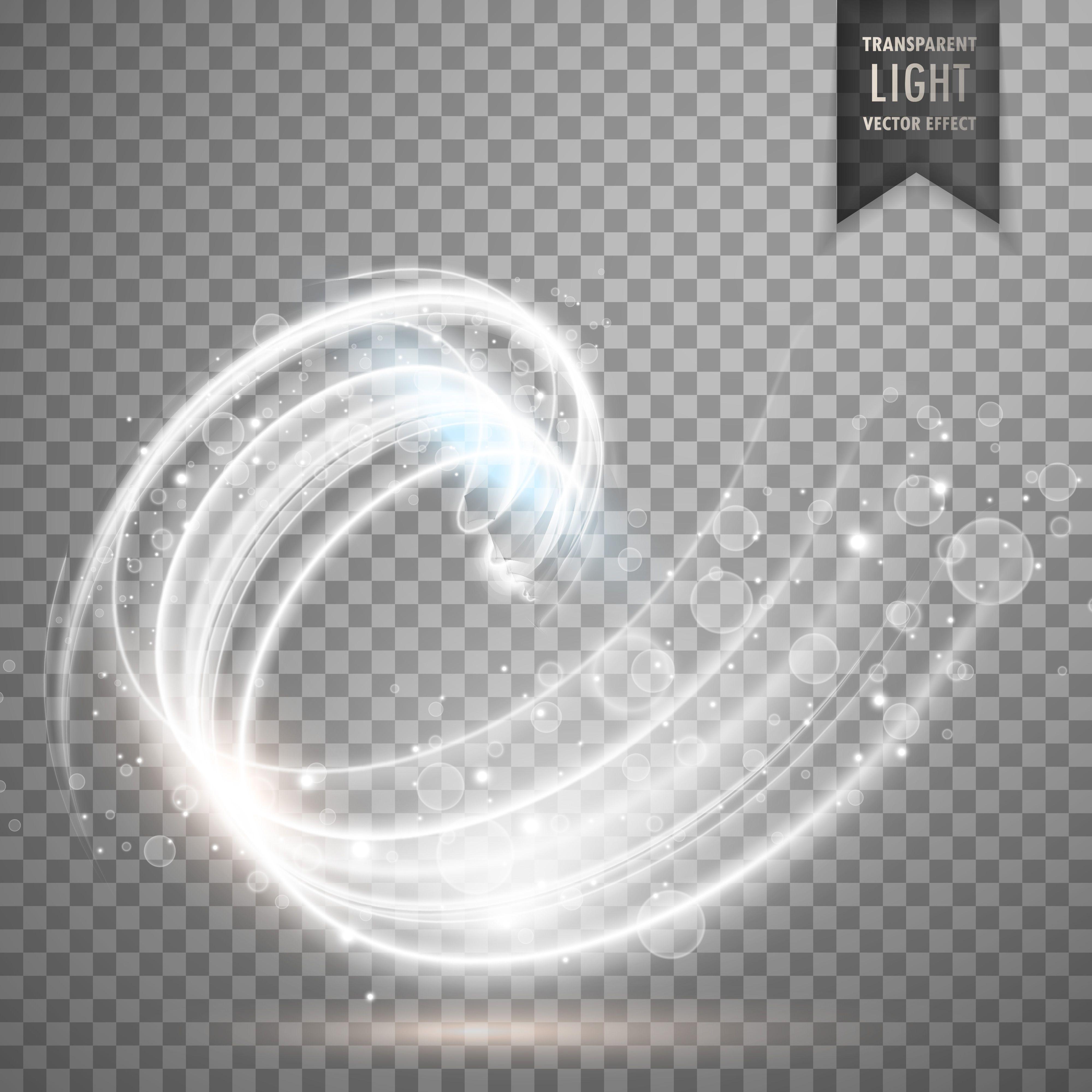 White Transparent Swirl Light Effect Background Vector Choose From Thousands Of Free Vectors Clip Art Designs Icons A Vector Art Design Vector Art Clip Art
