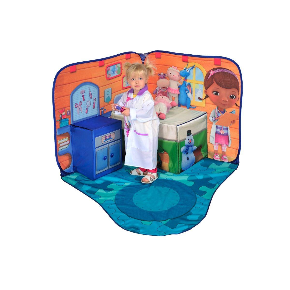 Doc McStuffins 3D Playscape - Smyths Toys