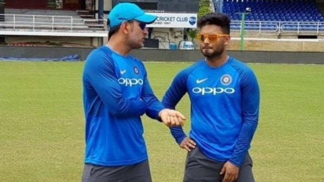 Rishabh Pant joins Team India in New Zealand to gear up