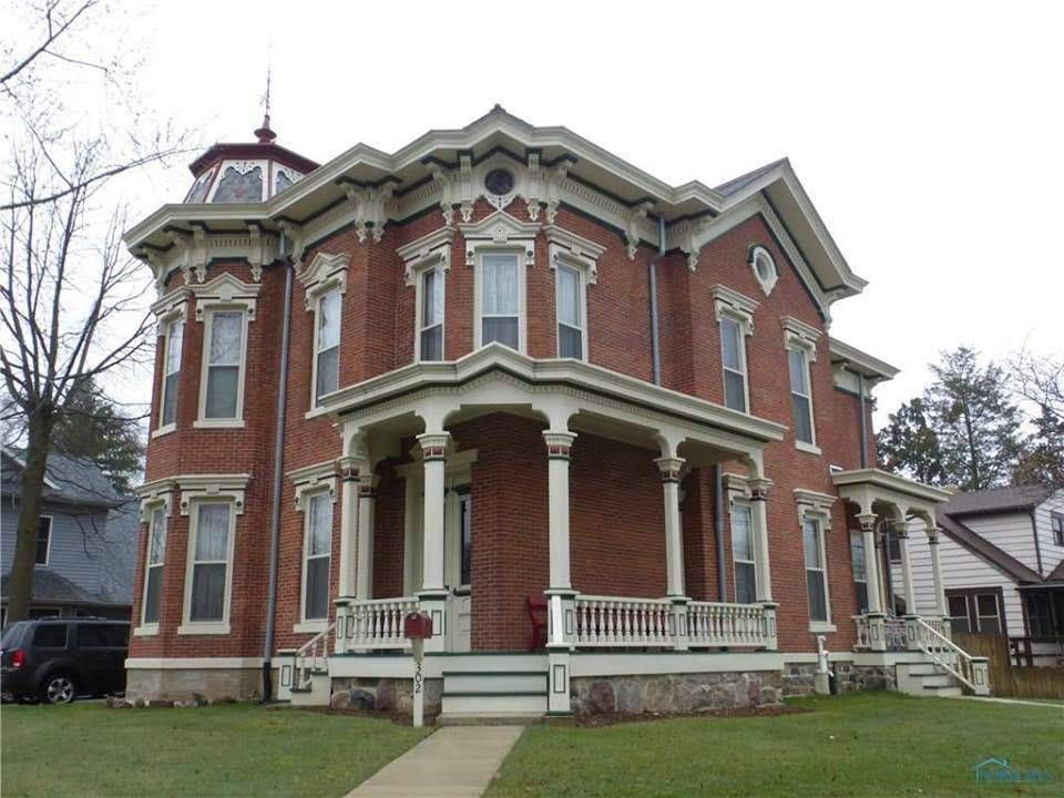 1880 Italianate For Sale In Bryan Ohio Victorian Old House