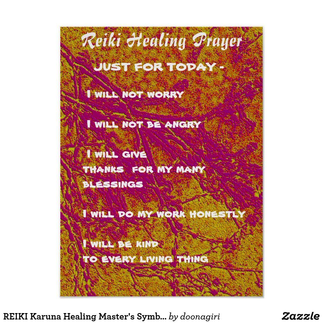 Karuna healing masters symbols poster reiki karuna healing masters symbols poster biocorpaavc