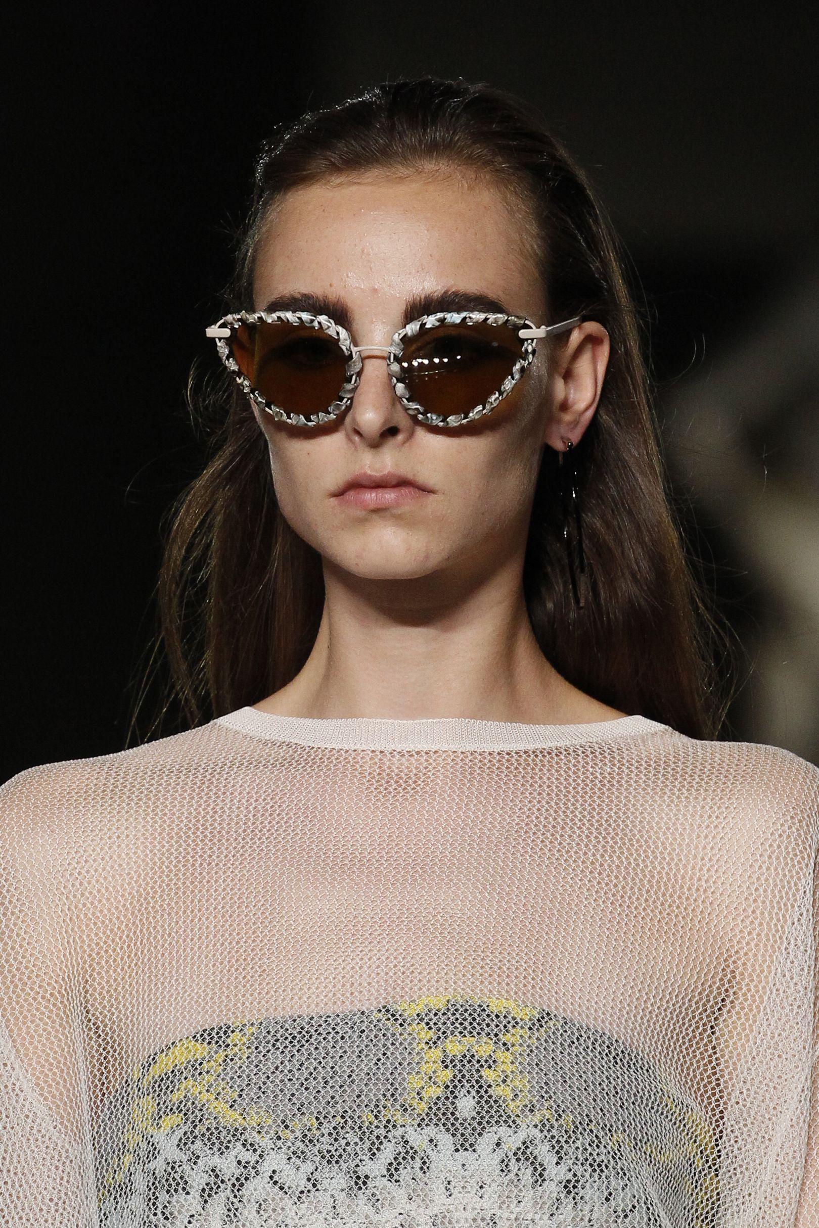a032e1f133b From Dolce   Gabbana s raffia-trimmed offerings to Prada s Matrix-style  angular specs