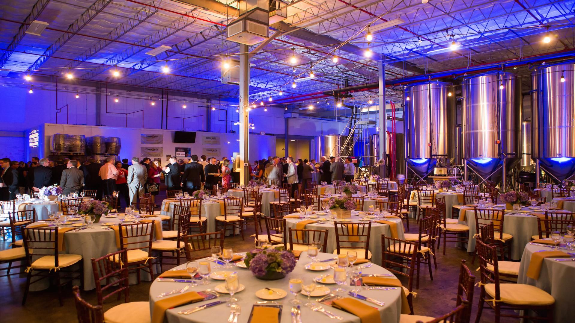 Event Space in Dallas, Texas Community Beer Company