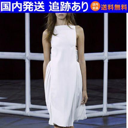 14SS☆ランウェイ☆カットバック ドレス☆アレキサンダーワン