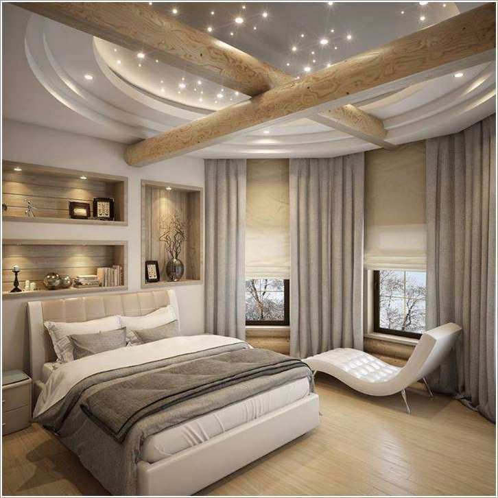 10 Amazing Neutral Bedroom Designs That Will Inspire You False Ceiling Bedroom Bedroom False Ceiling Design Neutral Bedroom Design