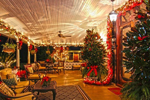stetson mansion christmas tour