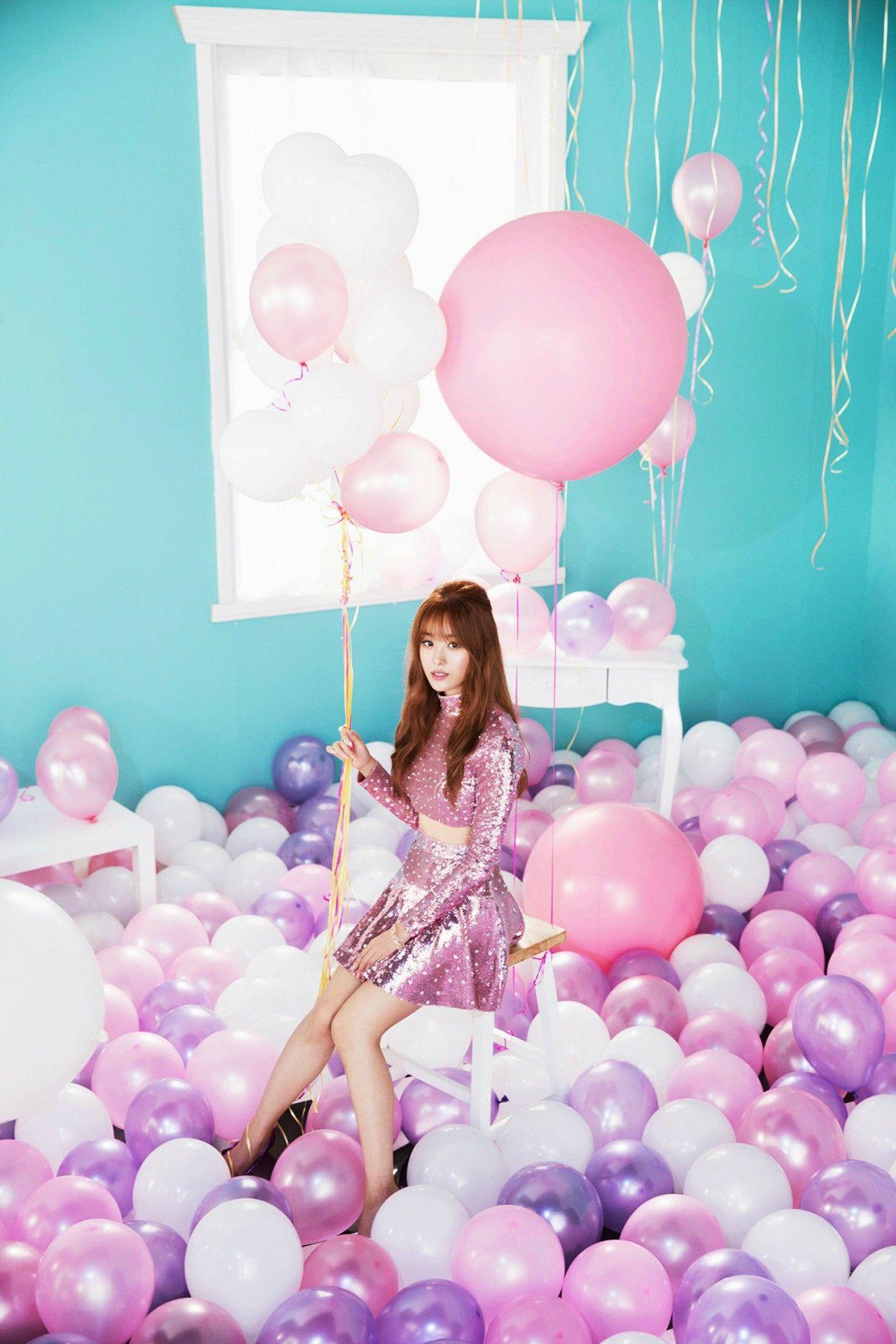 Secret Song JiEun 송지은 25 티저 이미지 (With images) Birthday