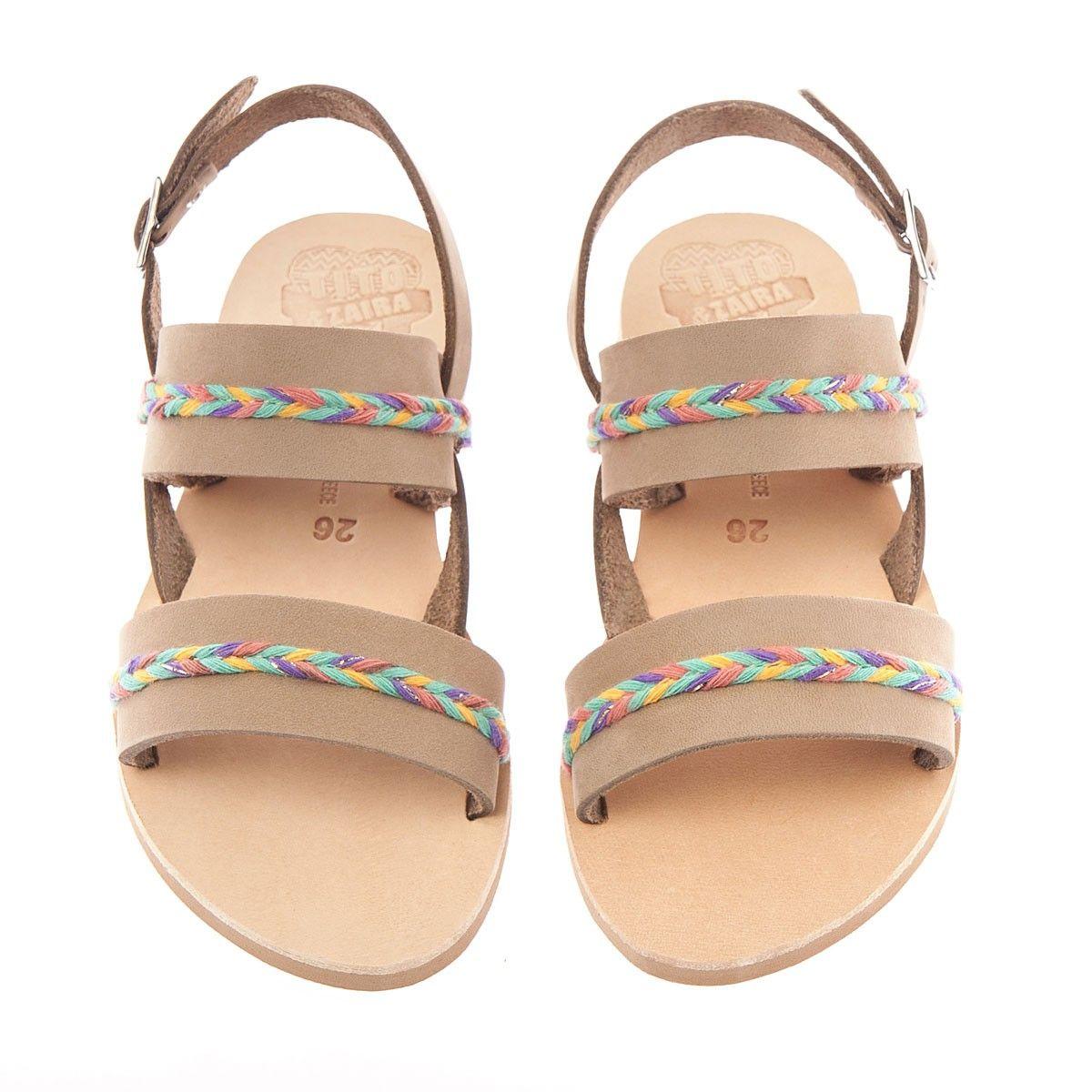 Kea Sandal - Tito & Zaira Sandals Online - Kids Webshop Goldfish.be - Kinderkleding en schoenen Goldfish Kids Web Store Mechelen