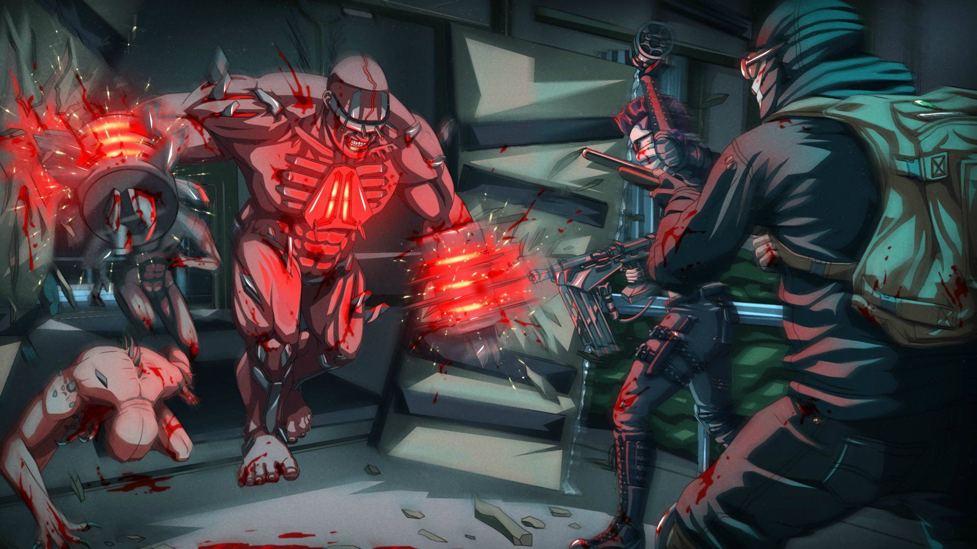 Killing Floor 2 Wallpapers Top Free Killing Floor 2 Backgrounds Wallpaperaccess