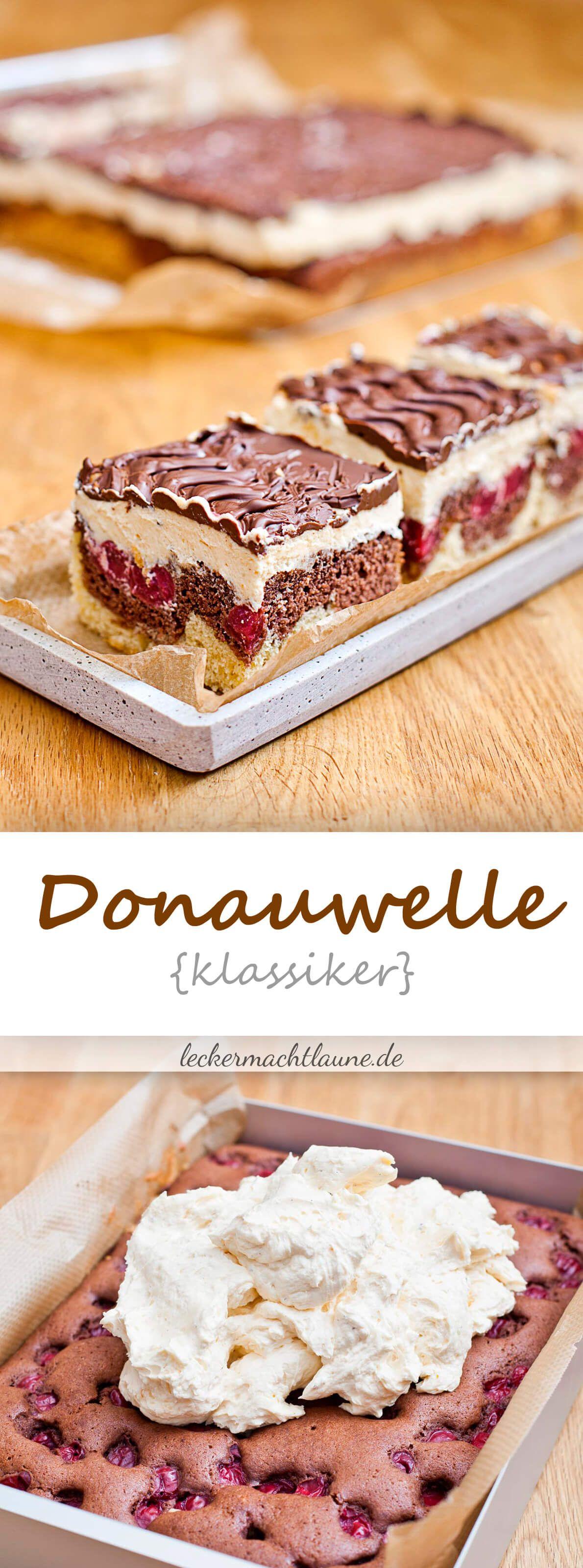 Donauwelle {klassiker #breadrecipessweet