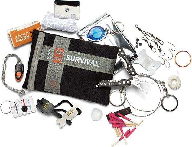 gerber survival kit