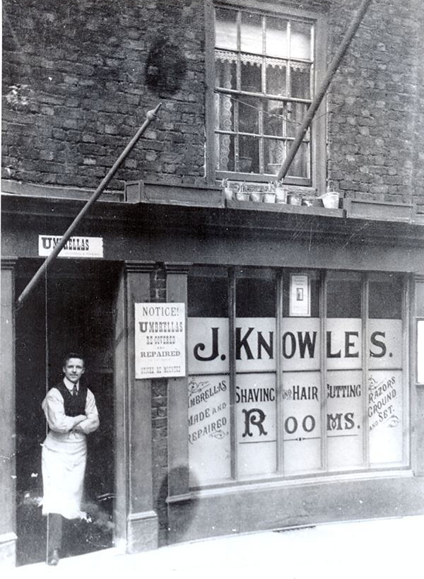 Edward Street, Stockport 1905   The DUSKIEST, SMOKIEST HOLE ...
