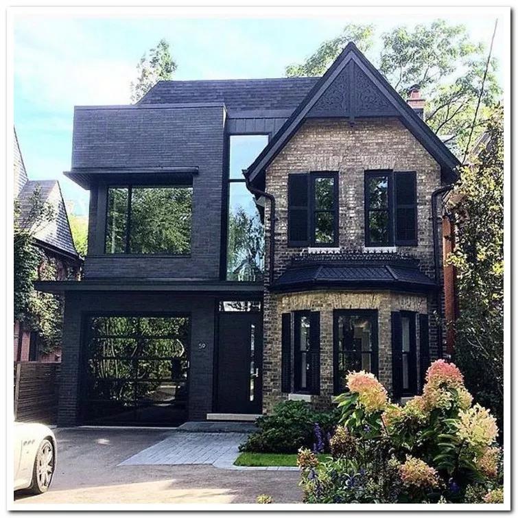 42 Stunning Modern Dream House Exterior Design Ideas 4 Dream