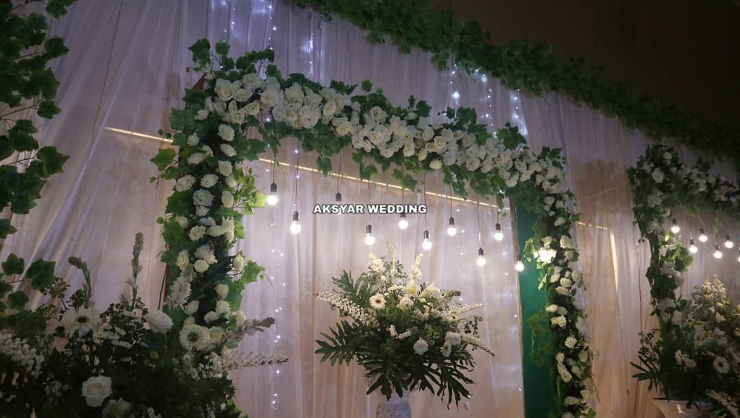 AKSYAR WEDDING -YOUR SOLUTION WEDDING  Resepsi  Harry dan Wanda Minggu, 15 September 2019 📍Uniland Plaza