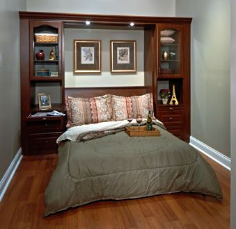 Closet Works   Chicago Wall Bed Units   Custom Wallbed Cabinets