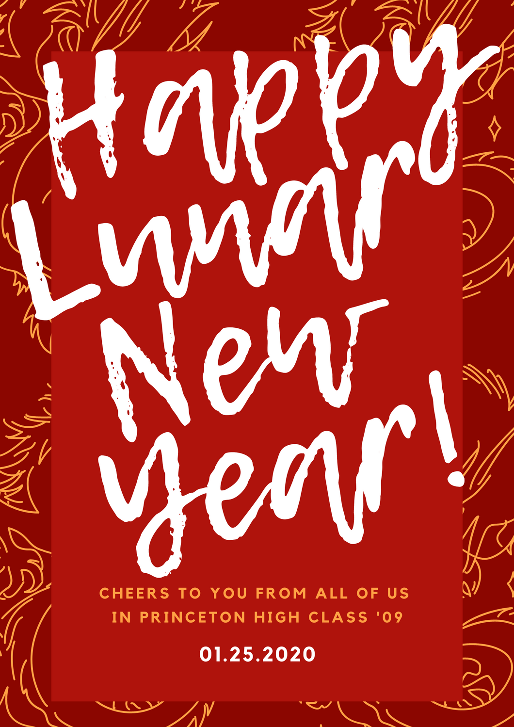 Lunisolar Calendar 2022.Happy New Year 2022 Lunisolar Calendar Joy And Happiness Cards
