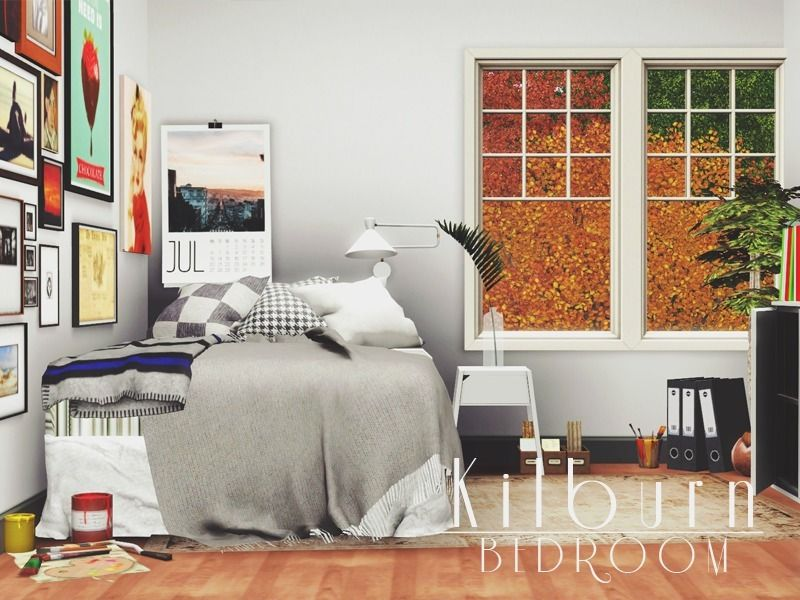 Lana Cc Finds Kilburn Bedroom By Pyszny16 The Sims 3 Set Bedroom Set Sims 4 Bedroom Sims Make sure your game is able to handle mods and cc before you try to get it into your game, or it wont work! pinterest
