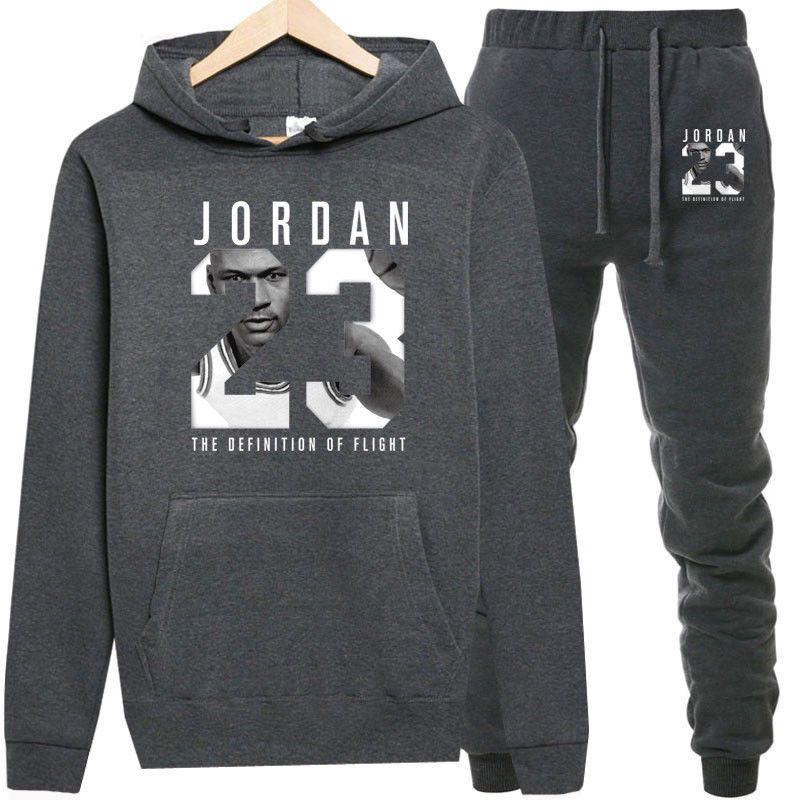 a237ba4c73d046 NEW Mens Michael Air Legend 23 Jordan Tracksuit Hoodie   Pants Men  Sportswear  Mr1991INCMissGO  Hoodie