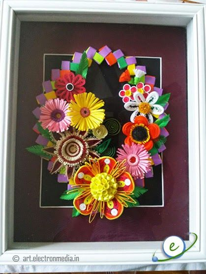 Electron media art quilling frames for sale also advancdf rh pinterest
