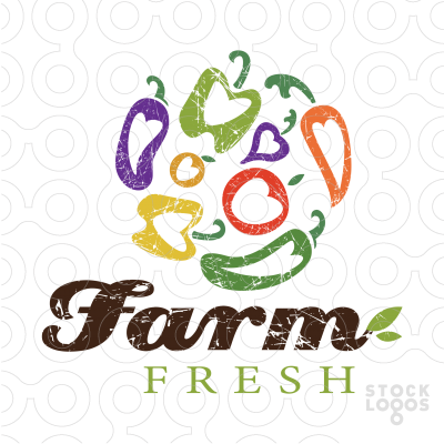 Logo Maker Premium Logos for Sale BrandCrowd Farmers