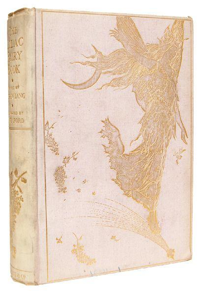 """fawnvelveteen:  """"Lilac Fairy Book 1902"""""""