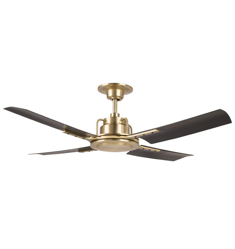 Moby Vintage Industrial Ceiling Fan 5 Blade Fan With Bulkead Light Industrial Ceiling Fan Vintage Ceiling Fans Ceiling Fan